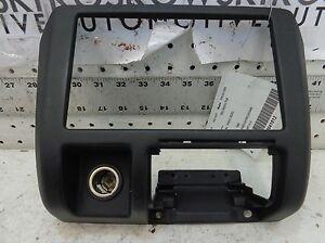 Nissan Frontier Dash Center Cluster Bezel Radio Heater Control 68260-4S100