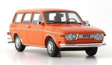 "VW 412 Variant Kombi "" Volkswagen Museum "" 1973 orange 1/333 NEU Autocult 1:43"