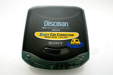 sony walkman compact disc player model D-142 CK