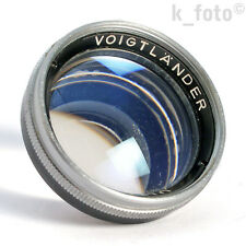 Voigtländer Ultron 2/50 mm Frontelement * front element