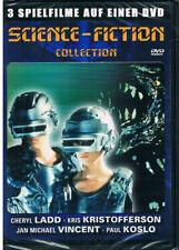 3 Spielfilme auf einer DVD ? Science-Fiction Collection ?  NEU &  OVP