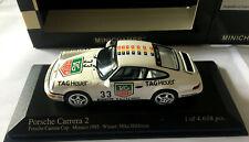PORSCHE 911 CARRERA 2 CUP 1993 MONACO  MIKA HAKKINEN MINICHAMPS 430936033 1/43