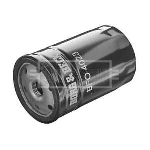 Fits Audi A4 B5 1.8 T Quattro Borg & Beck Screw-On Spin-On Engine Oil Filter