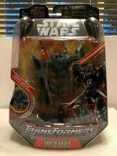 Hasbro Star Wars Transformers Vader & Tie Fighter Action Figure - BRAND NEW