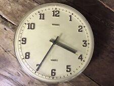 Vintage 'Metamec' Wall Clock Quartz.