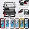 Waterproof Shockproof Gorilla Glass Cover Case iPhone6 5 5S 4 4S 5C SamsungS4 S5