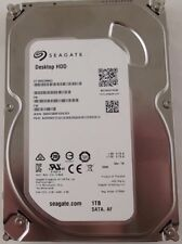 1TB Seagate Desktop SATA Hard Disk Drive 7200RPM- With Microsoft Windows 10 PRO