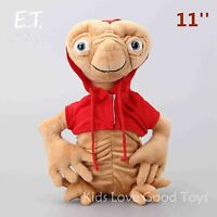 Cartoon E.T. Extra-Terrestrial Alien Plush Soft Toy Stuffed Doll 11'' Teddy Gift
