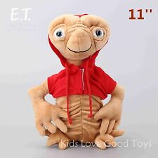 Cartoon E.T. Extra-Terrestrial Alien Plush Soft Toy Stuffed Doll 11'' Big Teddy