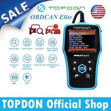 OBD2 OBDII Car Fault Code Reader Diagnostic Check Engine Light  Scanner Tool