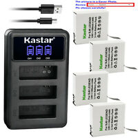 Kastar Battery Triple USB Charger for SJCAM SJ6 Legend Sport HK Action Camera