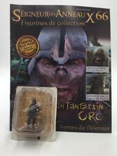 figurine plomb le seigneur des anneaux n66/180 fantassin orc fascicule eaglemos