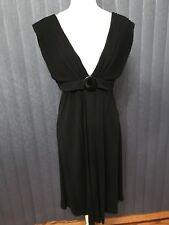 Fendi Black Dress Size 44