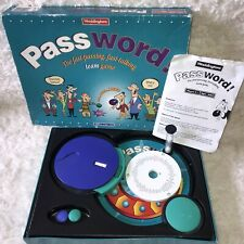 Password Board Game - Waddingtons - Complete, Working & Very Rare