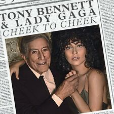 TONY BENNETT LADY GAGA CHEEK TO CHEEK CD NEW