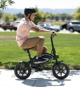 Jetson Bolt Pro Folding Electric Bicycle With Charger