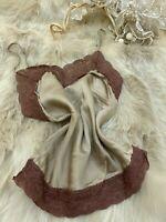 Nice Silk lace Camisole Top sleepwear nightwear size S