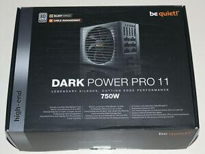 be quiet! Dark Power Pro 11 750W ATX 2.4  Netzteil / Power Supply