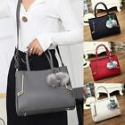 New Fashion Women Handbag Shoulder Bags Tote Purse PU Leather Messenger Hobo Bag