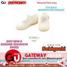 PetWORKs Sekiguchi MOMOKO Doll Mary Jane Flats Ivory 1/6 ballet shoes Azone PNXS