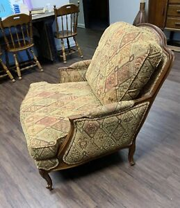 ETHAN ALLEN COUNTRY FRENCH VERSAILLES CHAIR