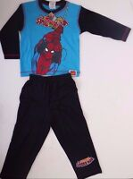 Marvel Ultimate Spider-Man 2-Piece Pajama Sleepwear Boys NWT Size 2