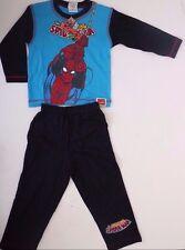 Marvel Ultimate Spider-Man 2-Piece Pajama Sleepwear Boys NWT Size 2