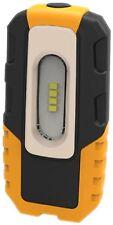 LAMPE DE POCHE TORCHE RECHARGEABLE USB A 4 LED SMD AVEC AIMANT CLIP  ET CROCHET