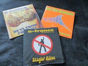 N'Trance. 3 CD 'single).