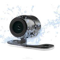 Car Rear View Backup Reversing Reverse Camera Night Vision Rearview 12V 170°Mini