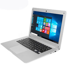 Ultrabook 14.1'' Intel Windows 10 4+64GB Quad Core PC Laptop Cherry Trail Z8350