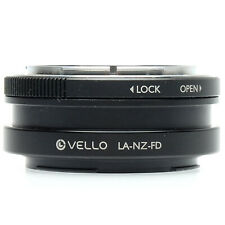Vello Lens Mount Adapter (Canon FD to Nikon Z)