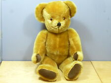 "VINTAGE 23"" DEANS CHILDSPLAY  "" GOLDIE ""THE  GROWLER  BEAR"