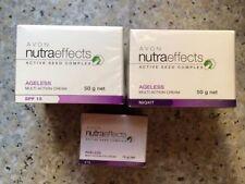 Avon Skin Care Moisturisers with Sun Protection