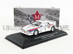 CMR 1/43 - LANCIA 037 - WINNER RALLYE MONTE CARLO 1983 - WRC009