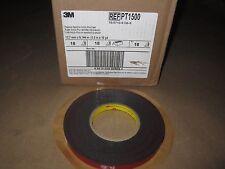 """3M Automotive Pressure Sensitive Acrylic Plus Attachment Tape 1/2"""" x 10 yds"""