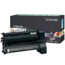 Cartouches de toner noir pour imprimante Lexmark, pas de offre groupée