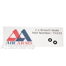2 x Air Arms TX200/TX200HC and Pro-Sport Air Rifle Breech Barrel Seal - 60