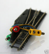 Märklin Spur Z 8561 elektrische Weiche links (PH 1063)