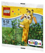 LEGO Duplo 30329 My First Giraffe 5 Piece Preschool Building Toy Junior Zoo NEW!