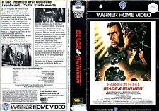 Blade Runner (1982) VHS  Warner Ed. 1988
