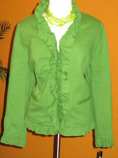 INC International Concepts 0X NWT $110 green women's jacket blazer
