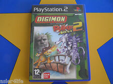 DIGIMON RUMBLE ARENA 2 - PLAYSTATION 2 - PS2