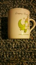 Hallmark rim shots mug cup alligator crocodile vtg 1985 vgc