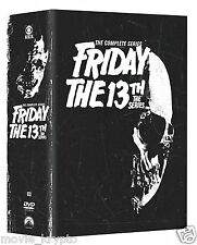 Friday the 13th: Series Complete Series (DVD) *BRAND NEW*