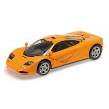 Articoli di modellismo statico arancione per McLaren Scala 1:18