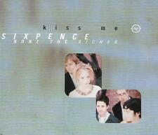 Sixpence None The Richer - Kiss Me (1999 CD Single)