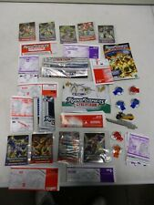 Transformers Energon and Universe Manuals Lot (1)