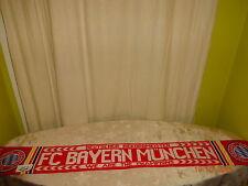 """FC Bayern München Fan Schal """"DEUTSCHER REKORDMEISTER FC BAYERN MÜNCHEN"""""""