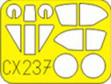 Maschera PER BAC LIGHTNING F.1A/F.2 (Trombettista), CX237, 1:72, Eduard